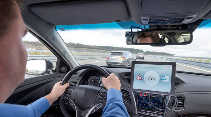 автомобили с интеллектуальными системами будут «общаться» между собой