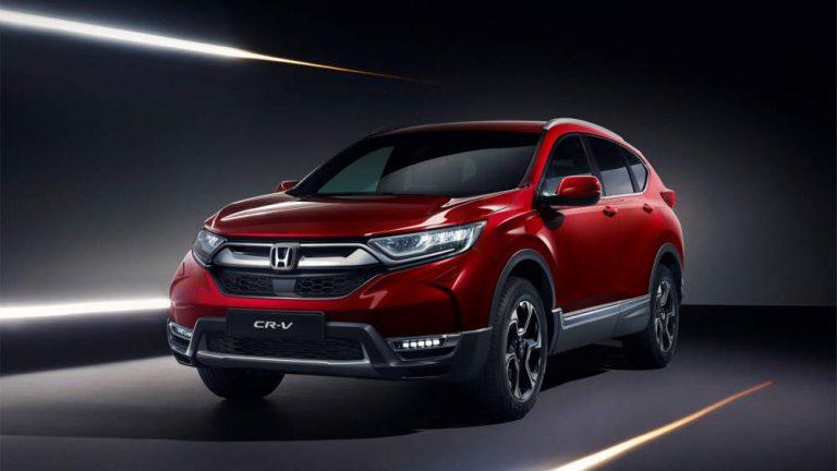 Новый Honda CR-V обошелся без дизеля