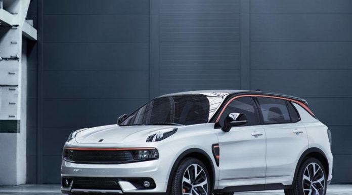 Volvo займется производством Lynk & Co
