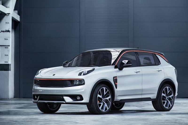 Volvo займется производством китайских машин в Европе