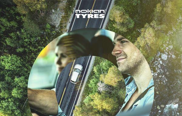 Обновленный бренд Nokian Tyres