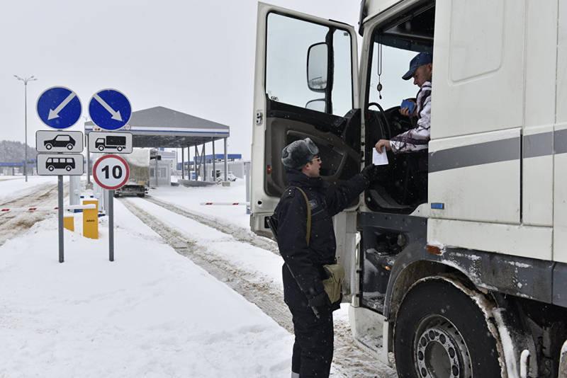 Белоруса задержали за дачу взятки пограничнику