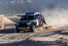"""Первые """"сюрпризы"""" четвертого этапа Кубка Мира QatarCross Country Rally"""