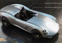 В США на 3D принтере напечатали автомобиль с универсальной рамой