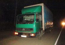 В Рогачевском районе грузовик насмерть сбил велосипедиста