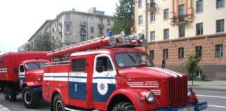 100 лет пожарной службе СССР