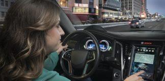 Bosch наводит порядок в кабине водителя