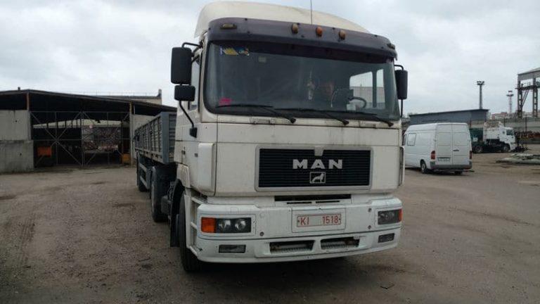 МАЗ-MAN-543265