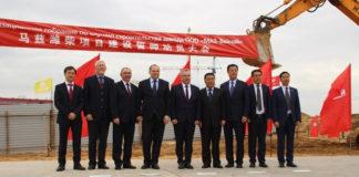 МАЗ и Weichai начали строить моторный завод под Минском