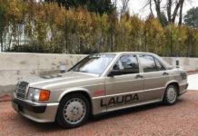 Когда старый Mercedes-Benz 190 стоит как новый S-класс