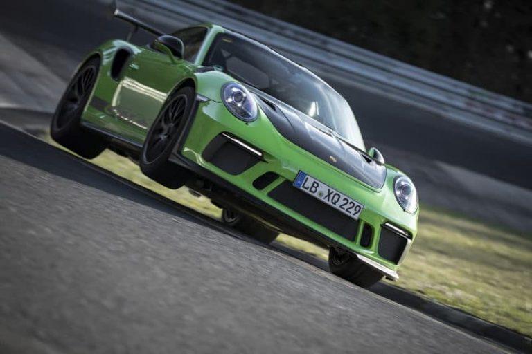 Porsche 911 GT3 RS установил очередной рекорд