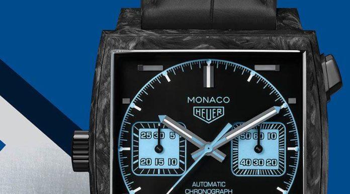 TAG Heuer применил в часах технологию Lamborghini