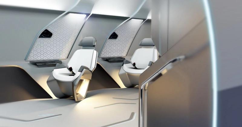 BMW спроектировал интерьер самого скоростного наземного транспорта