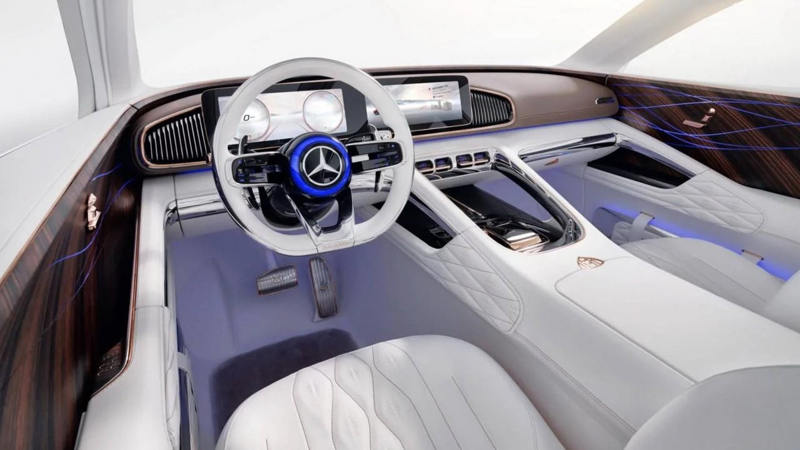 Кроссовер Mercedes-Maybach