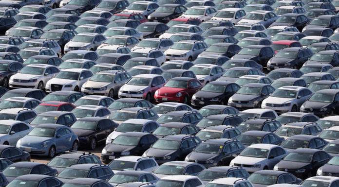 Volkswagen законсервировал в США сотни тысяч дизелей