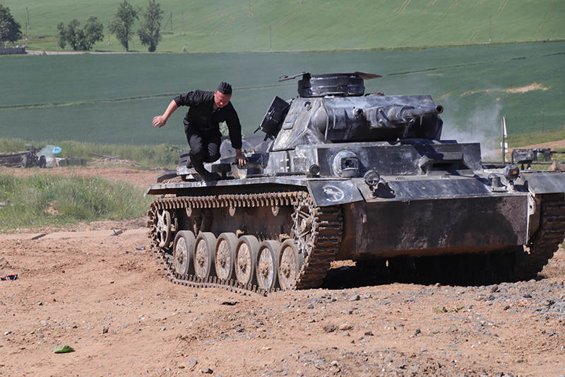 танк Pz-III