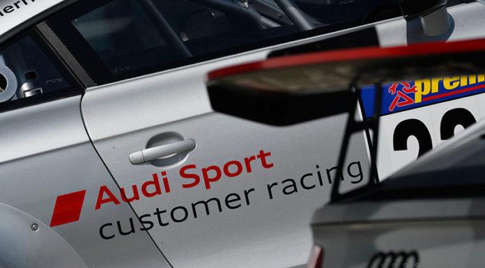Audi отмечает 10-летие клиентской гоночной программы «Audi Sport»