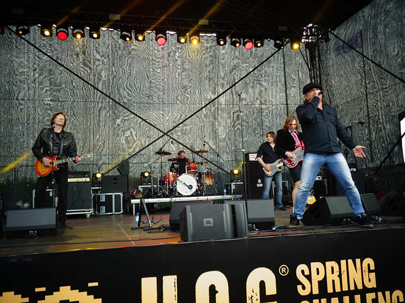 H.O.G. Spring Challenge 2018