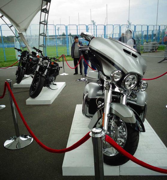 Модели мотоциклов Harley-Davidson