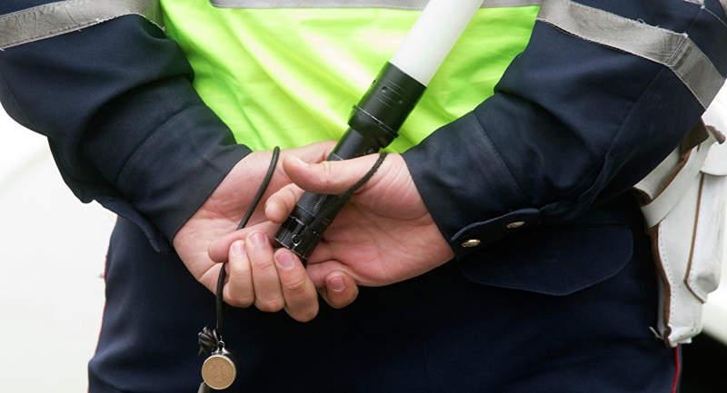 Житель Бобруйска пытался дать взятку инспектору ГАИ