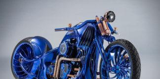 Blue Edition - Harley-Davidson Softail Slim S