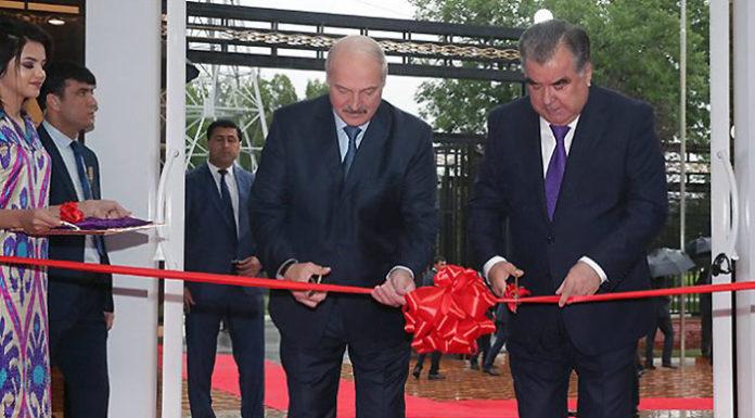 Сборочное производство белорусской сельхозтехники открыли в Таджикистане