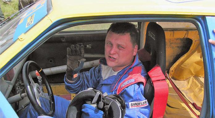 Погиб белорусский автогонщик Юрий Семенчук