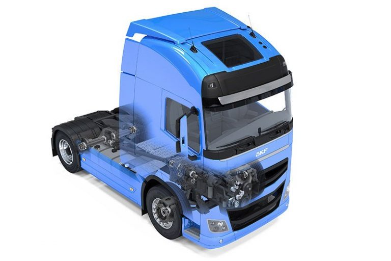 SKF расширяет ассортимент запчастей для грузового транспорта