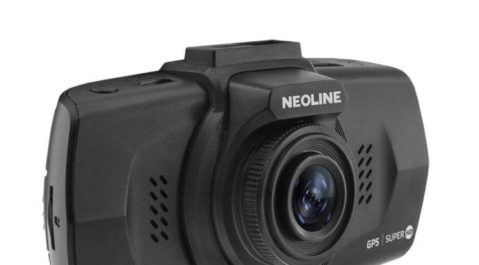 Видеорегистратор Neoline Wide S55 с GPS-модулем