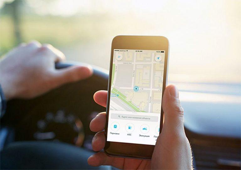 Оплата топлива с помощью мобильного телефона