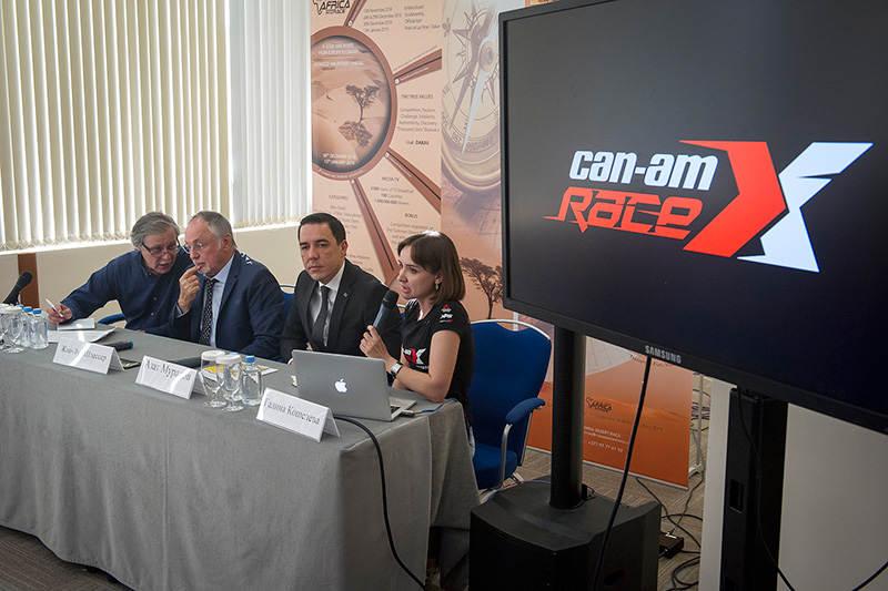 Презентационный тур ралли «AFRICA ECO RACE 2019»