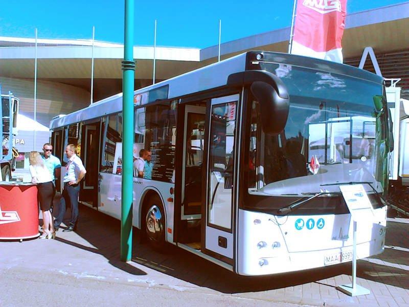 Автобус МАЗ-203