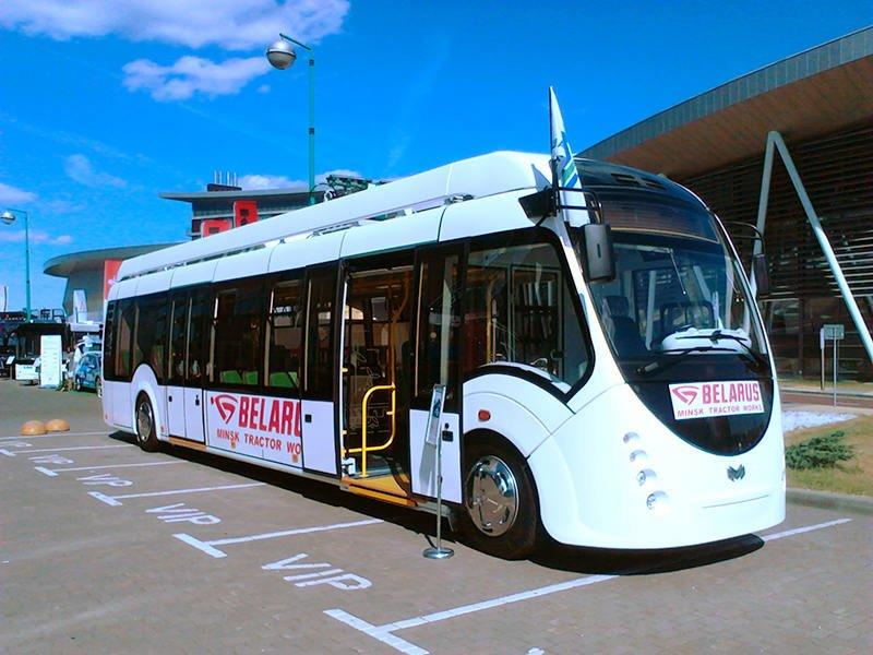 Электробус Е420