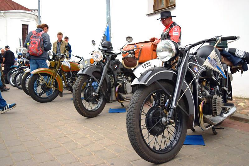 6й Международный фестиваль ретро-мотоциклов «Кола Часу 2018»