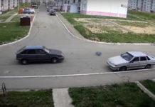 ВАЗ сбил 7-летнего мальчика на велосипеде