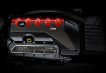 мотор Audi 2.5 TFSI