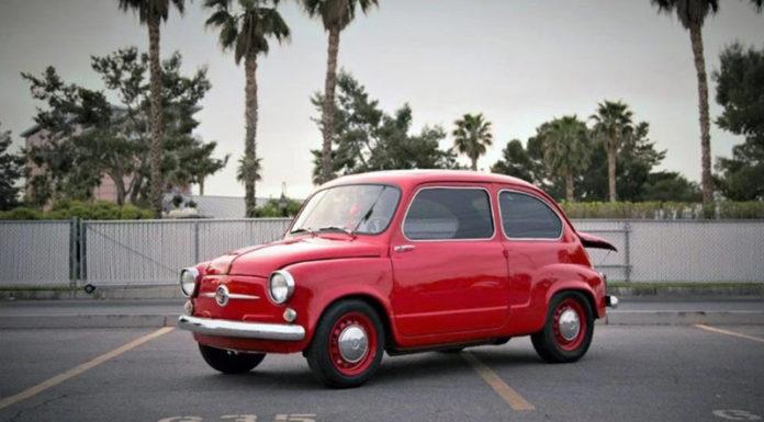 Как «горбатый» Fiat стал спорткаром