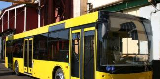 Городской автобус МАЗ 203069