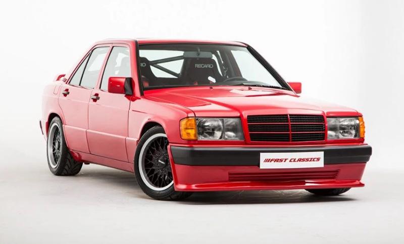 Mercedes-Benz 190 Brabus 190E 3,6S Lightweight
