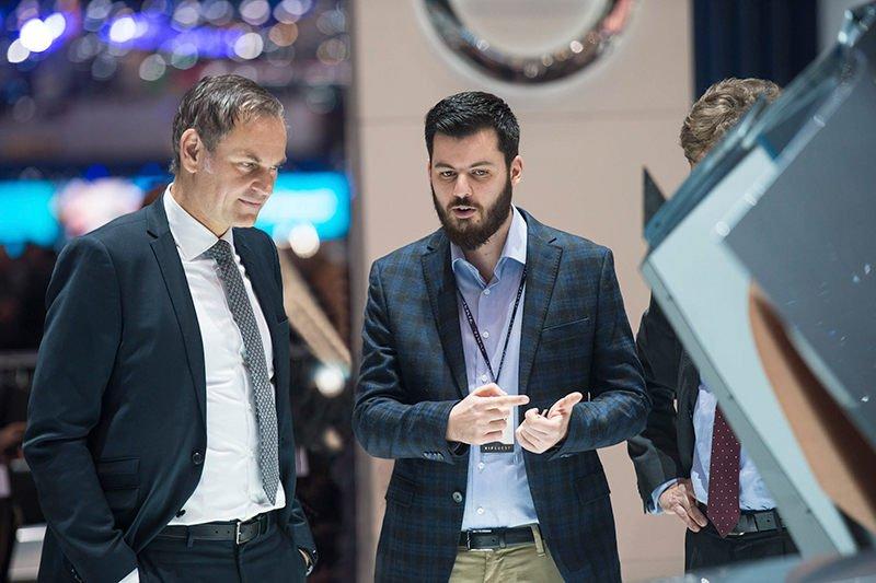 Porsche инвестирует в хорватского производителя электрических спорткаров Rimac