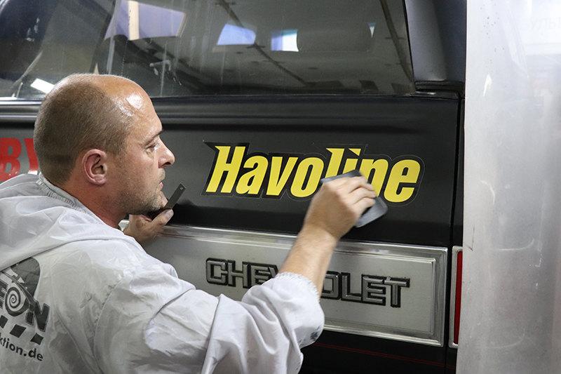 Texaco Havoline Team в «Олдтаймер-ралли»!