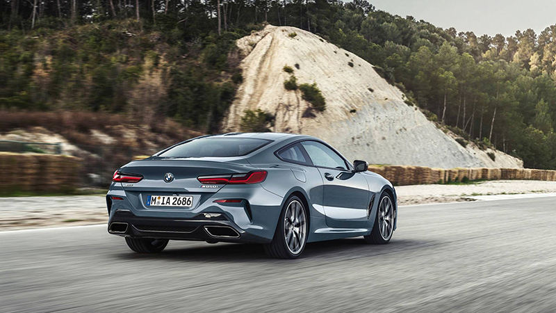 BMW 8-серии