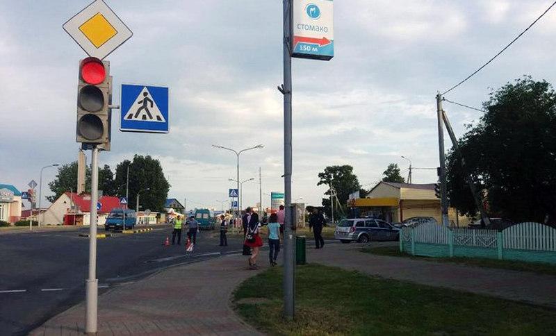ДТП в Орше