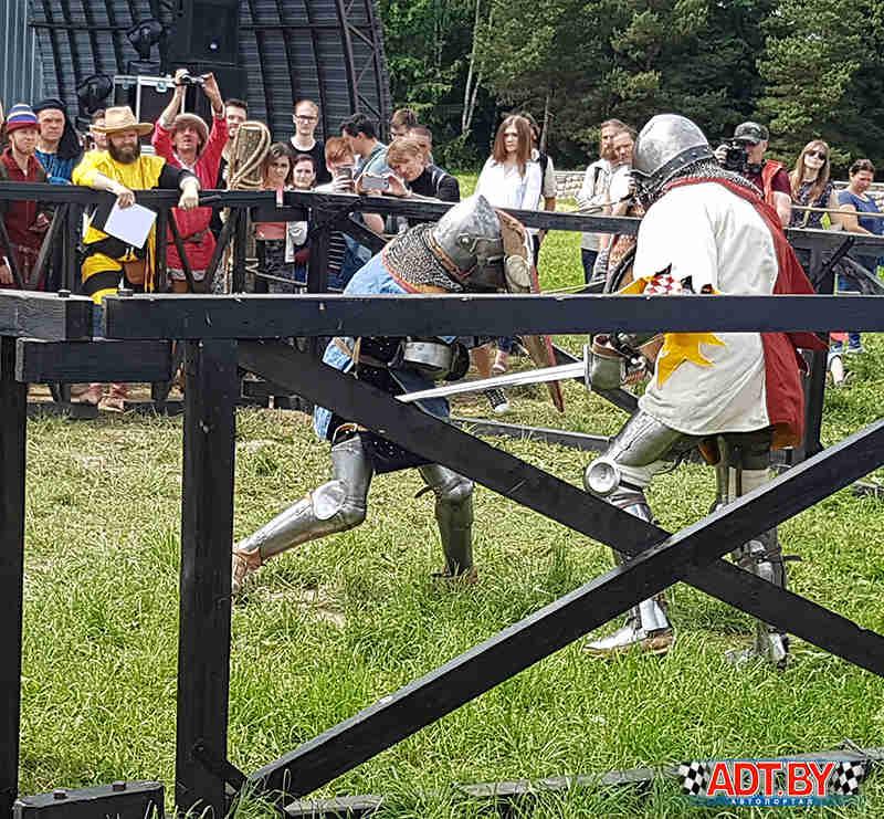 фестиваль «Эпоха Рыцарства»
