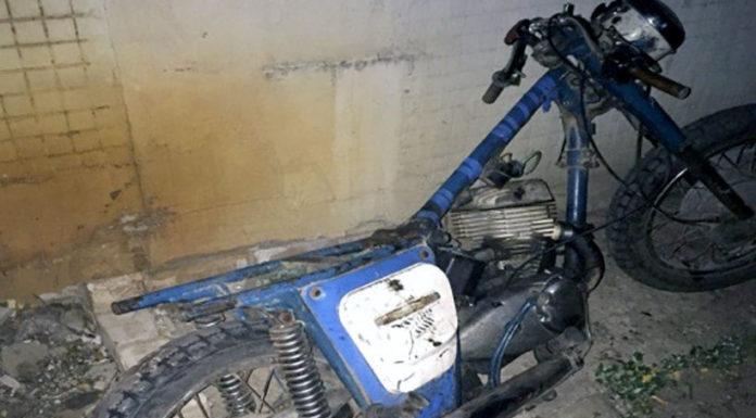 В Ивацевичском районе два подростка на мотоцикле попали в ДТП