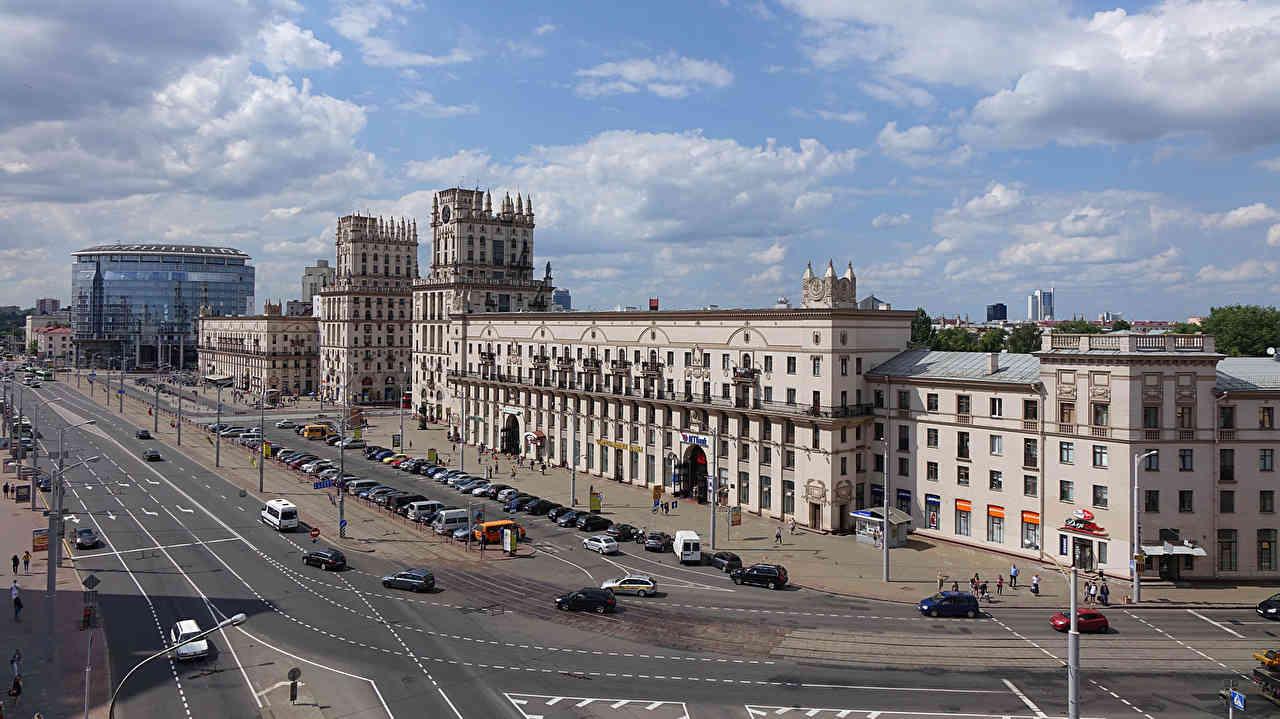 В Минске выделят отдельные полосы движения для официальных гостей Евроигр