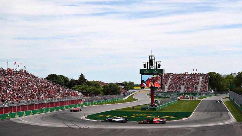 """""""Формула-1"""": Гран-при Канады"""