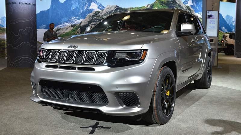 Криштиану Роналду сменил Audi на Jeep