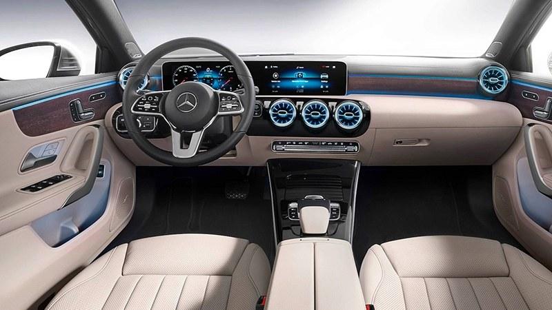 Cедан Mercedes A-класса: подробности