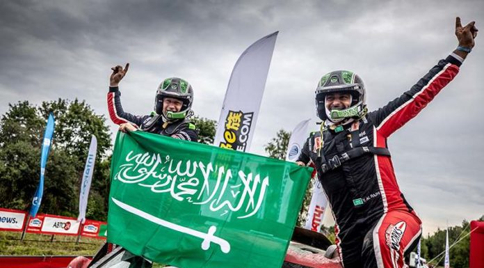 Ралли «Шёлковый путь» – первая победа Язида Аль-Раджи!